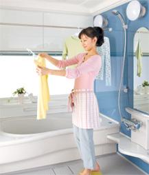 換気暖房乾燥機イメージ